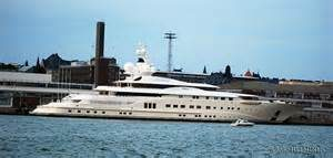 lavish yacht